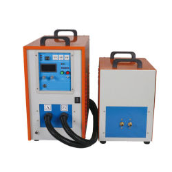 25kw(30 - 80kHz) 재료 연구를 위한 타이머 컨트롤이 있는 흡기 히팅 시스템