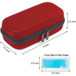 الطبّ عقّار مبرّد حقيبة يعزل حالة صندوق [إفا]