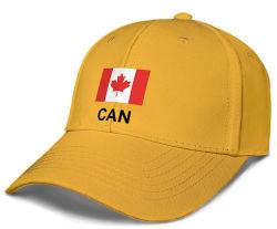 La moda Gorras personalizadas de camionero tapa Deportes gorras de béisbol de Canadá