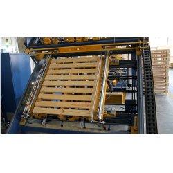 2020 Halfautomatische Houten Pallet die Machine voor Verkoop maken