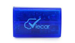 Commerce de gros Bluetooth 2.0 Viecar ELM327 OBD2 Bluetooth Auto Diagnostic Scanner Android Soutien/Windows