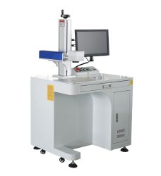 20W 30W 50W волокна станок для лазерной маркировки металлических гравировка пластика iPhone волокна лазерный принтер