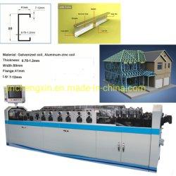 Villa House Medidor de Luz Steel Framing máquina de formação de rolos com o Vértice