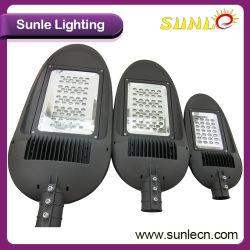 Lampes de route de réverbère de Lumileds IP65 DEL avec la cellule photo-électrique (SLRR27 100W)