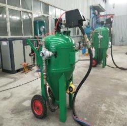 150/225/500/800 Series Herramientas de limpieza de chorreo de arena para mover la olla de revestimiento de viejos
