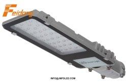 L'ente sottile IP66 redditizio impermeabilizza l'alto indicatore luminoso di via della lampada di via del proiettore di modo dell'alloggiamento LED