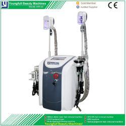 Ultraschallhaut hohlraumbildung-Maschine Lipo Laser-40kHz, welche Coolshaping Frost-die fette Vakuumkarosserie umreißt Cryolipolysis abnimmt Maschine festzieht