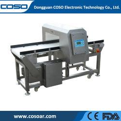 Metal detector del nastro trasportatore dello schermo di tocco per alimento industriale