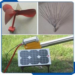 Высокая мощность по борьбе с вредителями Scarer ультразвуковой Солнечная птица Dog Repeller