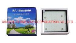 La parte superior Qualityu Hi-UV aislamiento térmico de rechazo de la construcción de recubrimiento de vidrio pintura