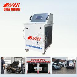 Foire de Canton produit chaud moteur de voiture Oxyhydrogen générateur de la machine de nettoyage de carbone