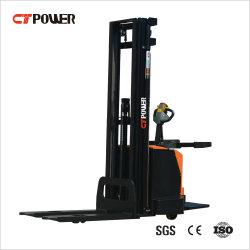 1.2 톤 상승 고도 전기 범위 쌓아올리는 기계 트럭 3.5 미터
