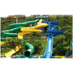 Водный парк оборудования стекловолокна слайд для детей и взрослых увеселительный парк оборудования (HHK-9601)