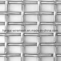 304 من الفولاذ المقاوم للصدأ 40*60 مم سلك مربع الشبكة للشواء