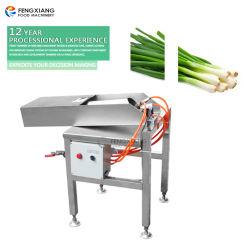 La ciboulette Oignon vert Scallion Peeling Prix de la machine