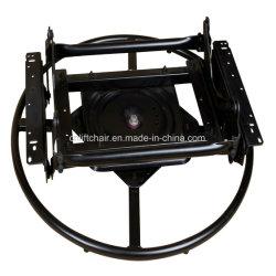 黒いカラー金属のグライダーのリクライニングチェアのメカニズム(ZH1010B)