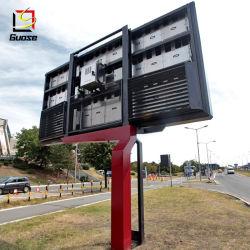 Conduit de la publicité La publicité de l'équipement de panneaux solaires