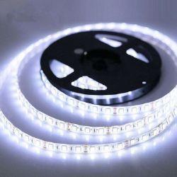 إضاءة شريط LED صلبة عالية الجودة 5050، 12 فولت، شريط شريط شريط LED