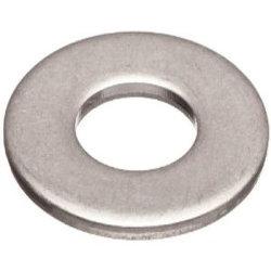 스테인리스 편평한 세탁기 DIN125 DIN9021 DIN7989 또는 비표준