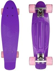 Mini-Plastic Penny Skate Street PU Skate Placa Flash