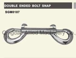 ステンレス鋼316の304二重終了されたボルトスナップ