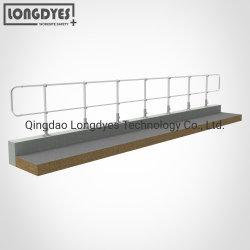 El parapeto de aluminio de la Barandilla de pared fabricado en China
