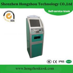 """19"""" ماكينة الدفع معلومات المستشفى كشك بنك ATM"""