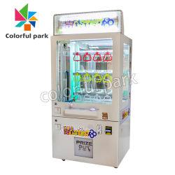 Elektronisches Spiel-Münzengroßhandelsminispielzeug-Verkauf-/Spielzeug-Kran-/Coin-Ausdrücker /Arcade, das Spiel-/Säulengang-Greifer/Kran/Greifer/Schlüsselvorlagenspiel-/Schlüssel-Vorlagenmaschine Vending ist