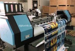 1,6 м 5 футов Усовершенствованная функция Dual печатающей головки XP600 Dx10 цифровой струйный принтер