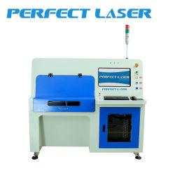 절단기를 화선기로 선을 새기는 20W 30W 태양 전지 실리콘 Laser 웨이퍼