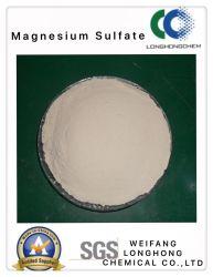 Combinado com sais de cálcio para a utilização da água para o álcool 99% de sulfato de magnésio heptahidratado utilizado como fertilizante de magnésio na agricultura CAS 10034-99-8