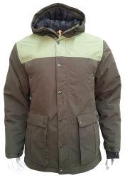 OEM Fty roupas de inverno homens Coletes acolchoados vestuário exterior