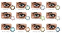 Freshgo/Bella/Cinderilla Pro Series lentes de contacto de colores naturales, de nuevo estilo de color muy barato OEM Contacto