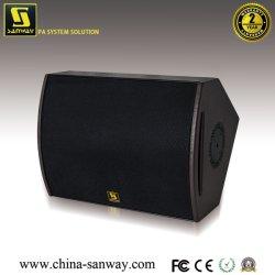L-12 Correcte Doos van de Spreker van 12 Duim de Coaxiale, Professionele AudioSprekers