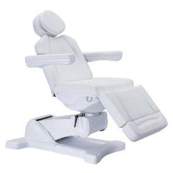 Pés ajustáveis Motores Remoto pedicura SPA Cadeira eléctrico rotativo cama de beleza