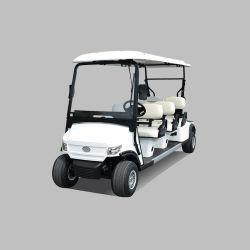Heiß, 6 Seaters elektrische Golf-Gebrauchsfahrzeuge verkaufend