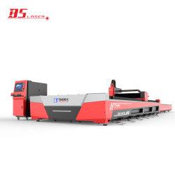 ماكينة قطع الفولاذ المعدني عالية الكفاءة مع سطح مستوٍ مقاس 6000*2000 مم يتم التبديل معه