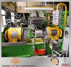 3-tambor neumático radial de una sola etapa la construcción de la máquina