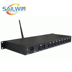専門家8CHの無線スピーカー可聴周波力のミキサーの小型アンプのモジュール