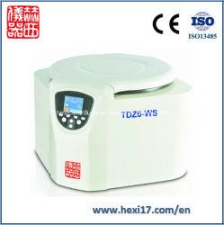 Tdz6-WS Tafelblad, het Met lage snelheid, Staal, Laboratorium centrifugeert machine