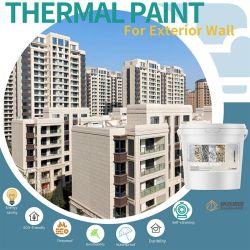 La Chine de la peinture de façade Isolation thermique effet granit d'isolation thermique de peinture en aérosol--Revêtement architectural
