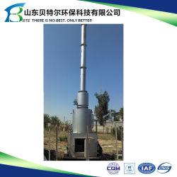 Wfsの高性能の小さい焼却炉のプラント