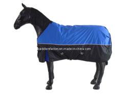 Зимний водонепроницаемый синий ковер (SMR Ripstop лошадь1625)