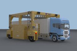 إدارة وحدة دفع هيدروليّة [سلف-بروبلّد] وعاء صندوق أشعّة سينيّة [سكنّينغ] نظامة مع 80 وعاء صندوق شاحنة يستطيع كنت مسحت كلّ ساعة