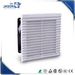 204mmx204мм 230V RAL7035 фильтр для вентилятора шкафа Fjk6623pb230