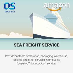 Конкурсные морские грузовые перевозки из Китая в Оман