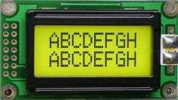 Tn LCD personnalisés de nouvelle conception de modèle d'affichage