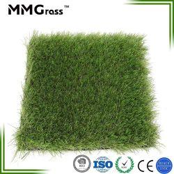 Het kunstmatige Synthetische Valse Gras van het Landschap voor de OpenluchtVoetbal van de Tuin van het Huis met Ce
