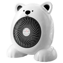 De nieuwe Verwarmers Met geringe geluidssterkte van de Ventilator van de Vloer van het Bureau van de Zaal van de Verwarmer van het Blad van de Ventilator van het Ontwerp Binnen Binnen Mini Draagbare Elektrische