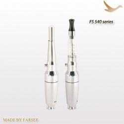 Новый корпус из нержавеющей стали с плоским лезвием стиле EGO Электронные сигареты с маркировкой CE4 бака системы (FS540)